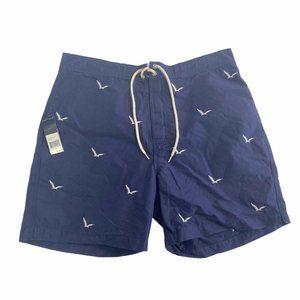 Polo by Ralph Lauren Birds Swim Board Shorts